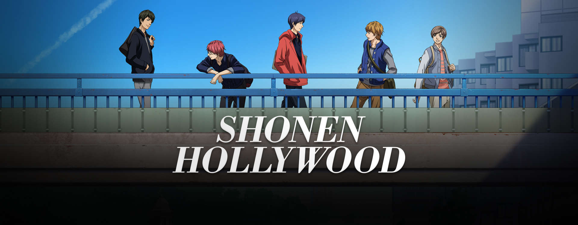 SHONEN HOLLYWOOD -HOLLY STAGE FOR 49-