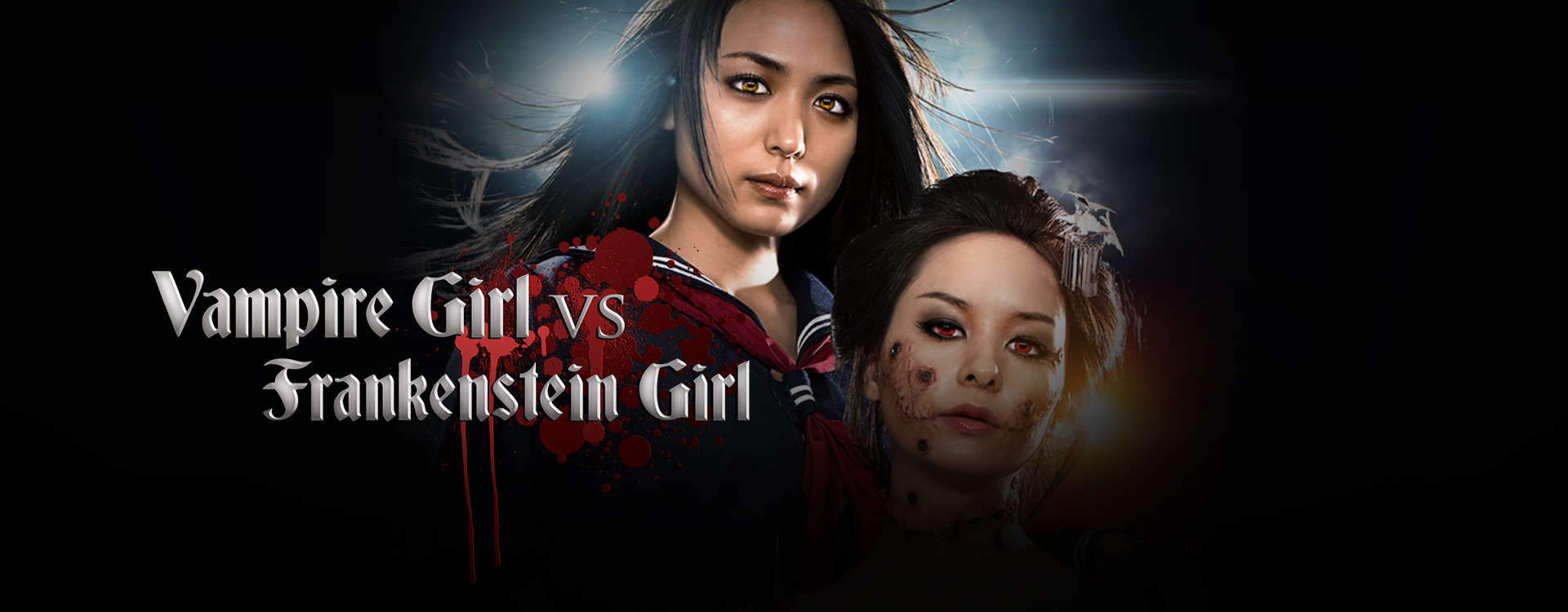 Vampire Girl Vs. Frankenstein Girl Stream & Watch Vam...