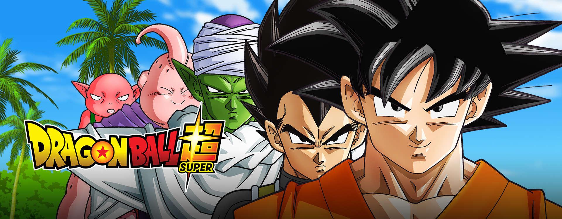 Stream & Watch Dragon Ball Super Episodes Online - Sub & Dub