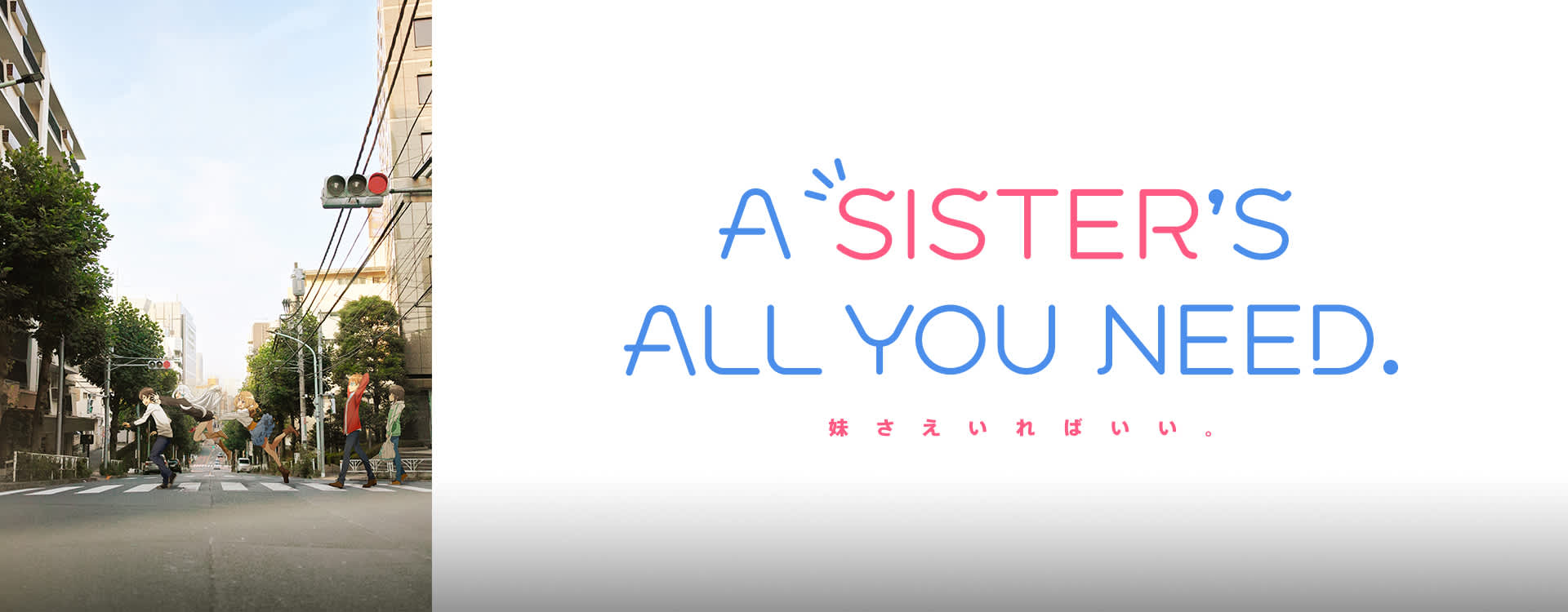 A Sister's All You Need.