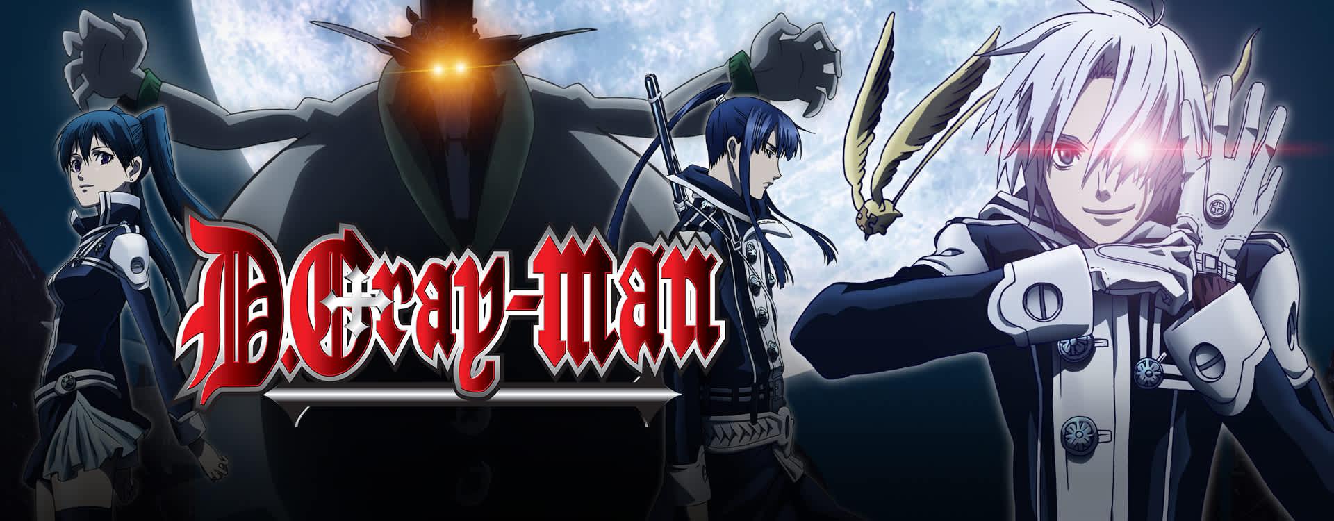 stream amp watch d gray man episodes online   sub amp dub