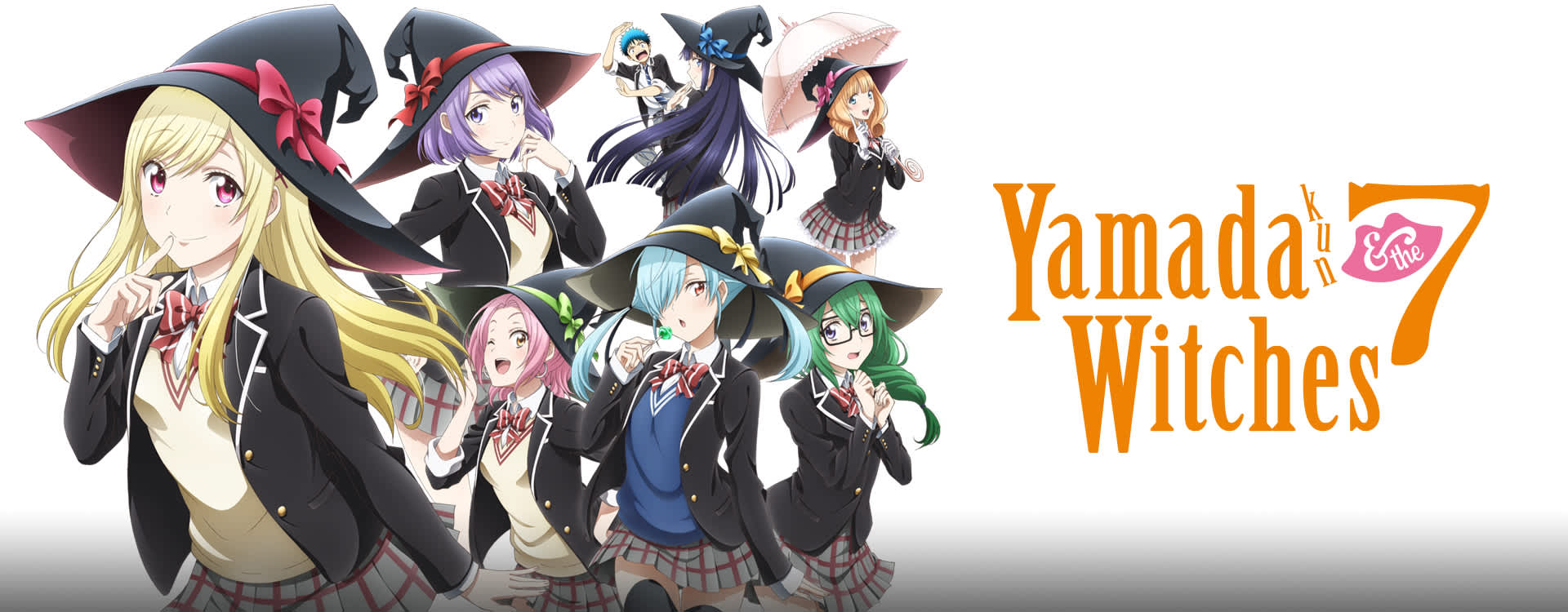 Yamada-kun and the seven witches episode 1 english dub