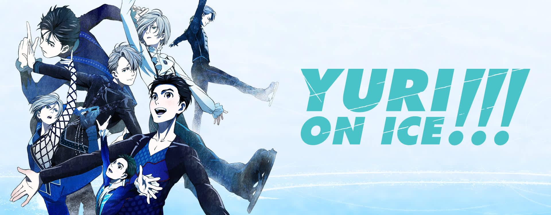 yuri on ice serien stream