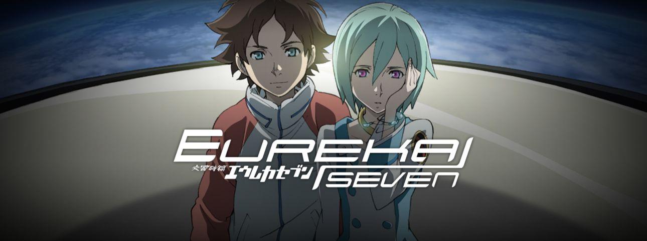 Eureka Seven Full Movie English