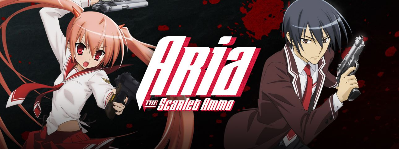 Aria the Scarlet Ammo Full Movie English