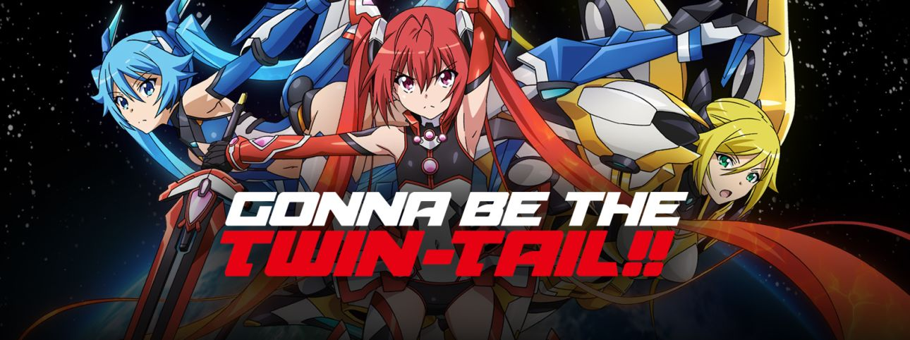 Gonna be the Twin-Tail!! Full Movie English