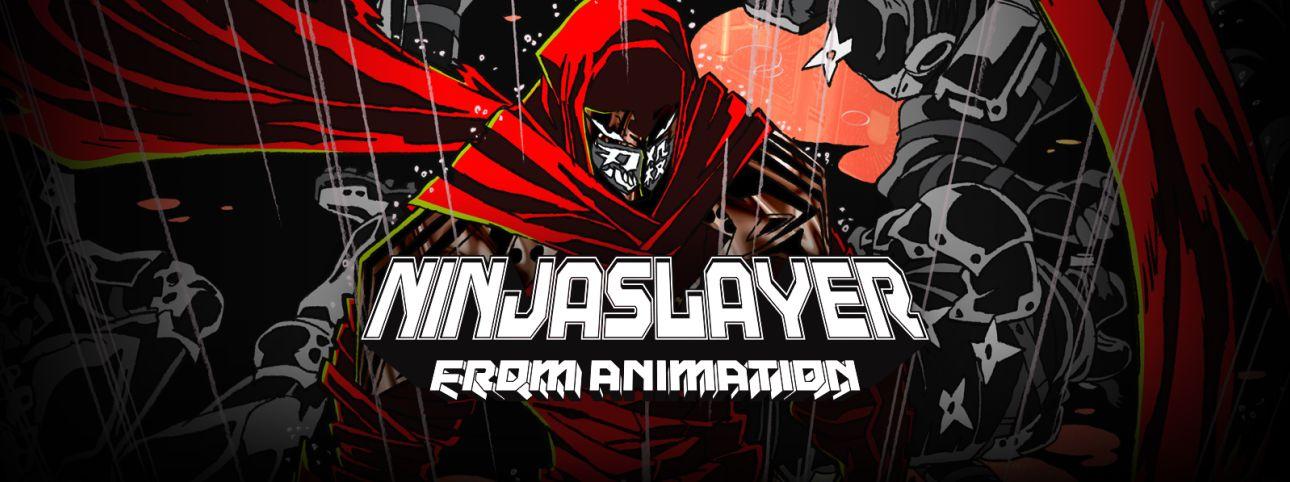 Ninja Slayer Full Movie English