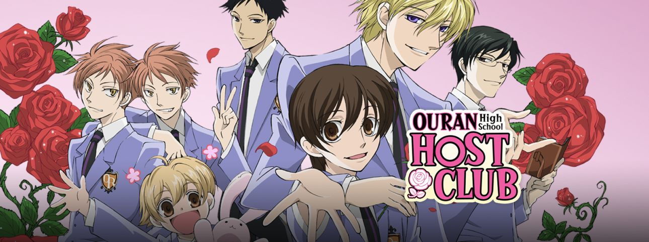 Ouran High School Host Club Full Movie English