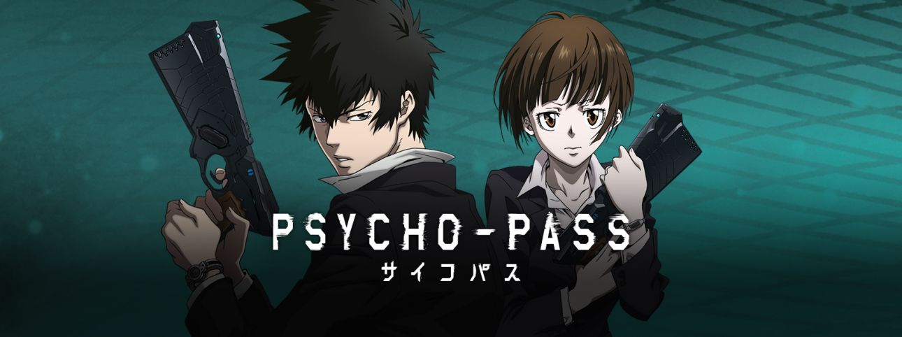 PSYCHO-PASS Full Movie English