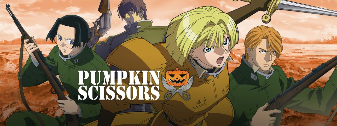 Pumpkin Scissors Full Movie English