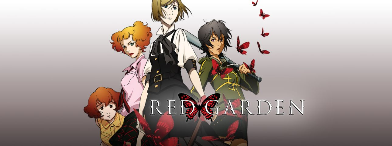 Red Garden Full Movie English