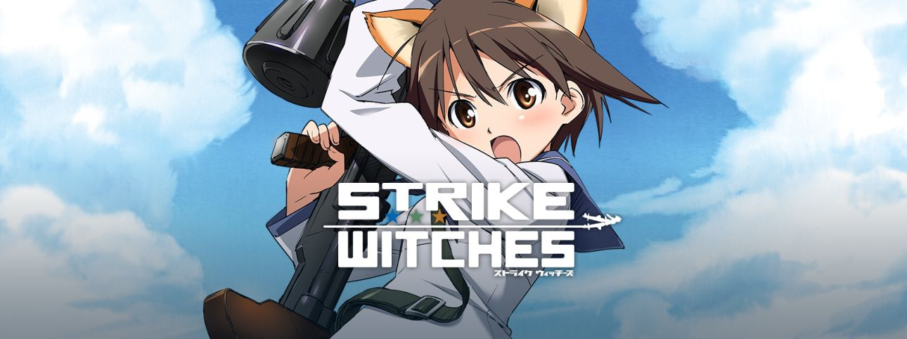 Strike Witches Full Movie English