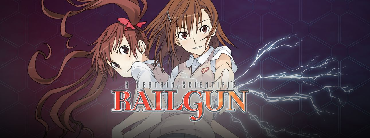 A Certain Scientific Railgun Full Movie English