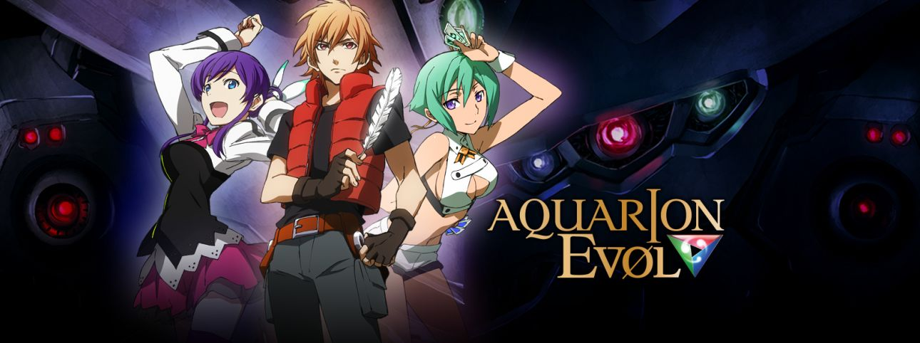 Aquarion EVOL Full Movie English