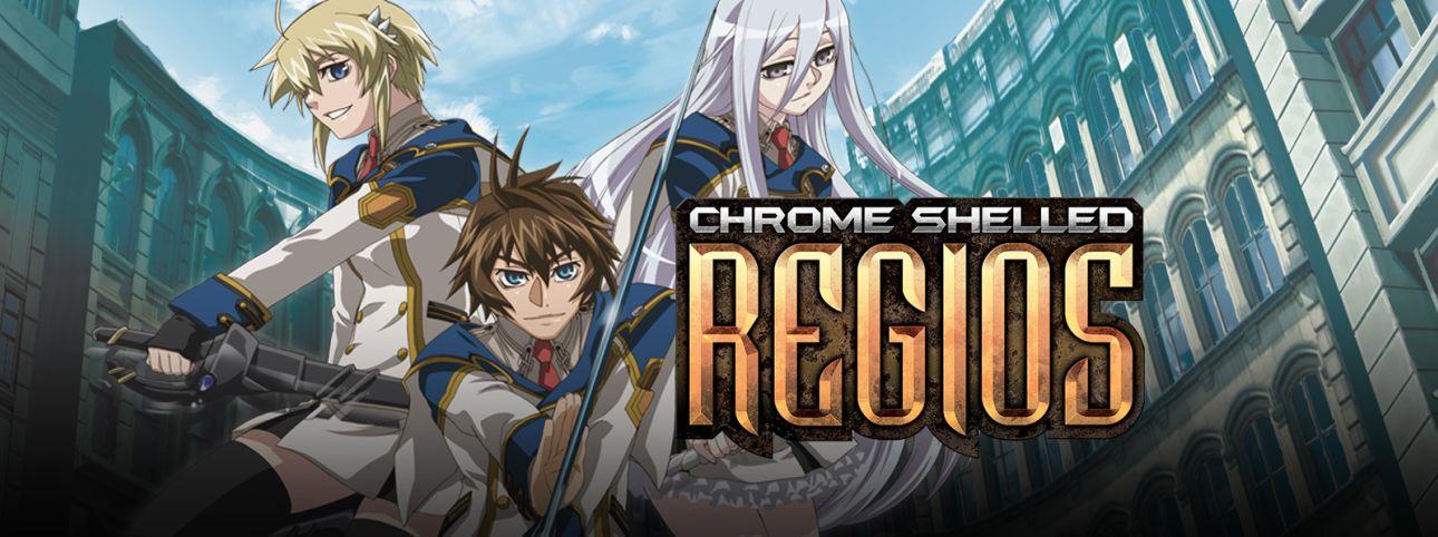 Chrome Shelled Regios Full Movie English