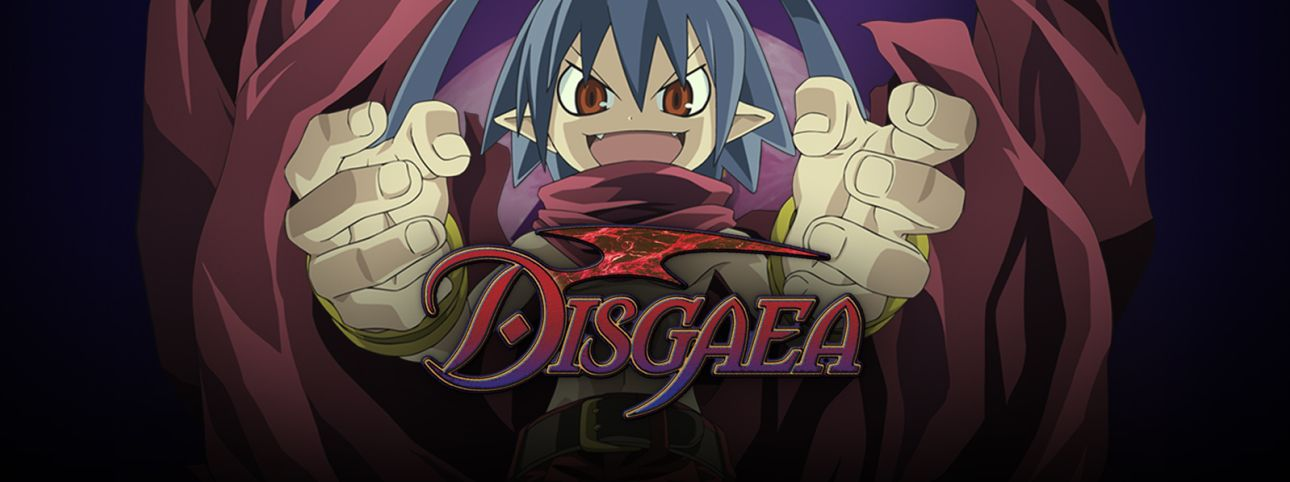 Disgaea Full Movie English