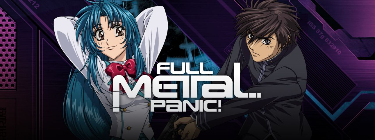 Full Metal Panic! Full Movie English
