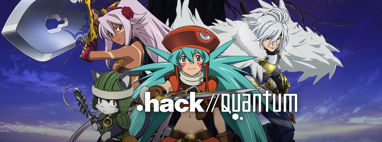 .hack//Quantum Full Movie English