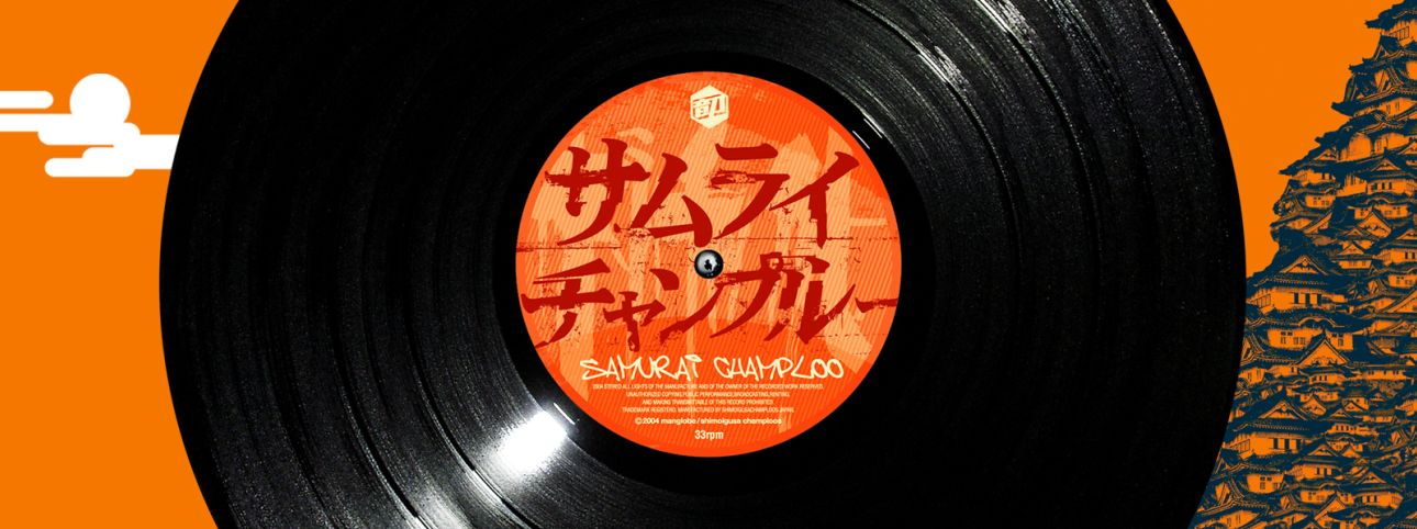 Samurai Champloo Full Movie English