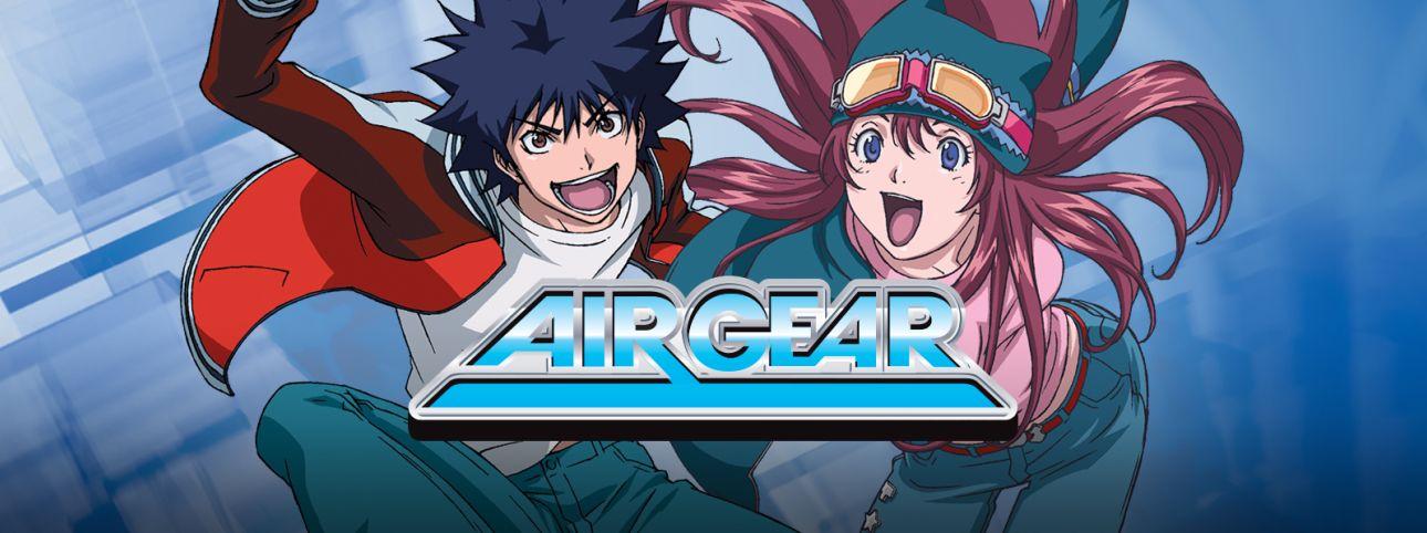 Air Gear Full Movie English