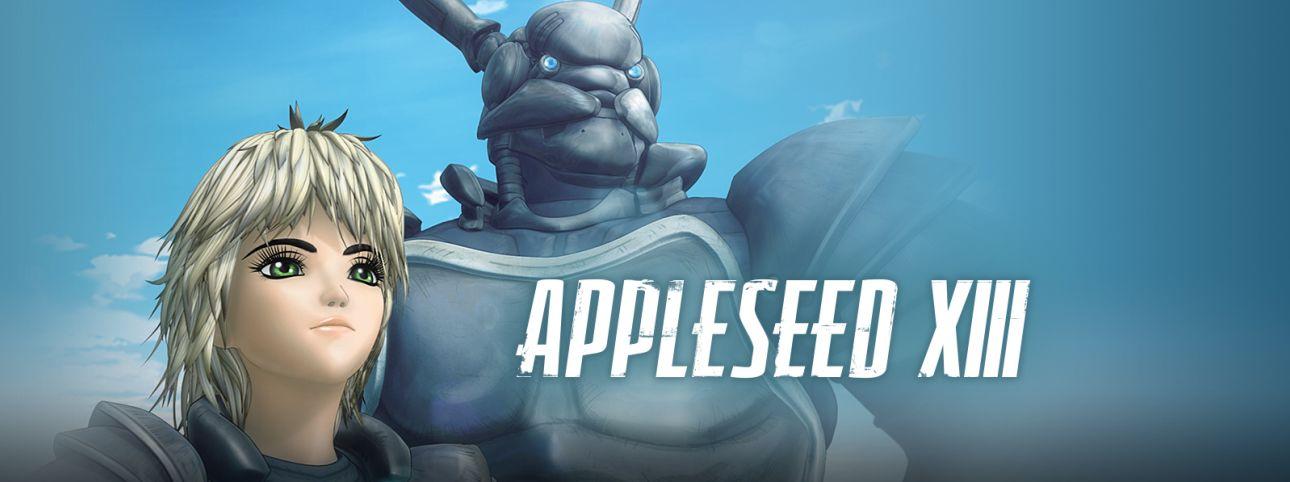 Appleseed XIII Full Movie English