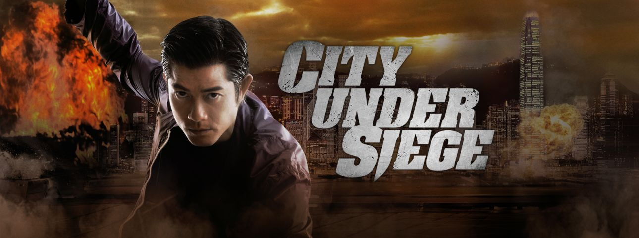 City Under Siege Full Movie English