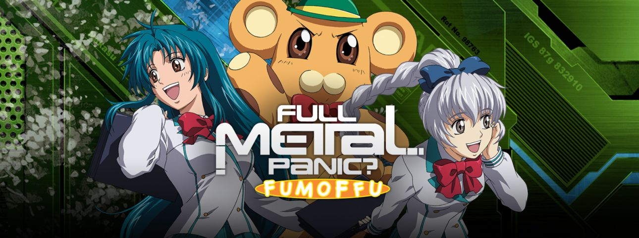 Full Metal Panic? Fumoffu Full Movie English