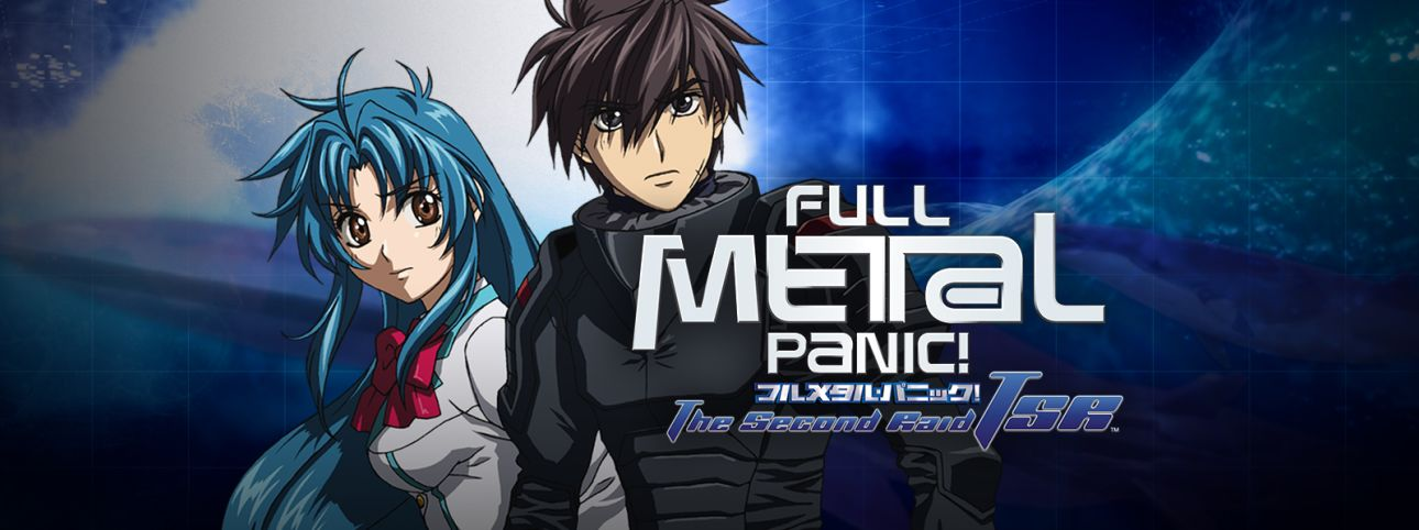 Full Metal Panic! The Second Raid Full Movie English