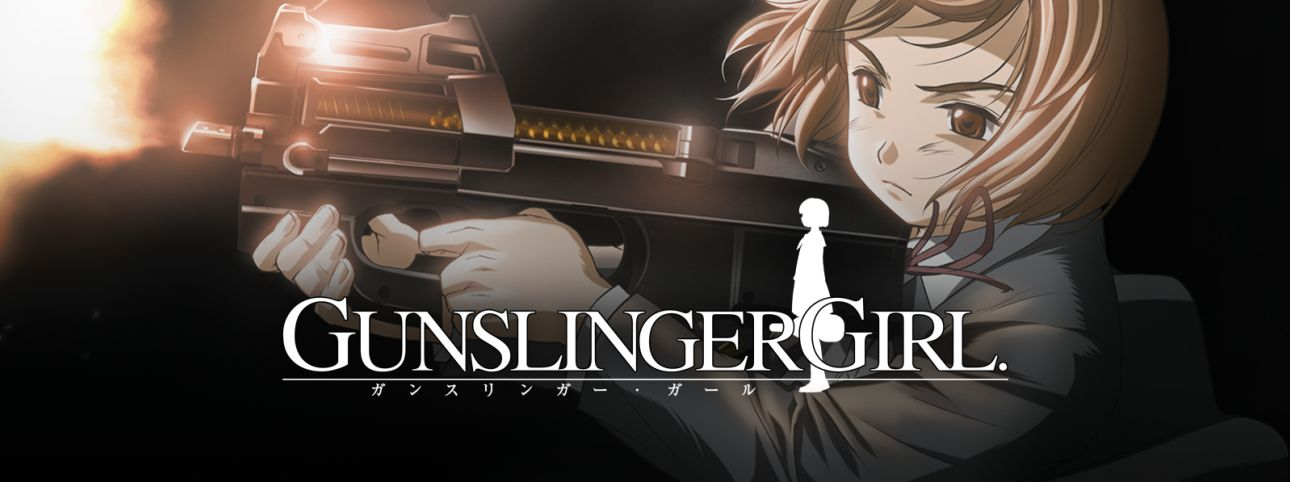 Gunslinger Girl Full Movie English