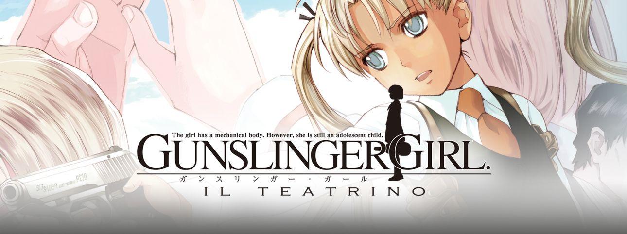 Gunslinger Girl - Il Teatrino Full Movie English