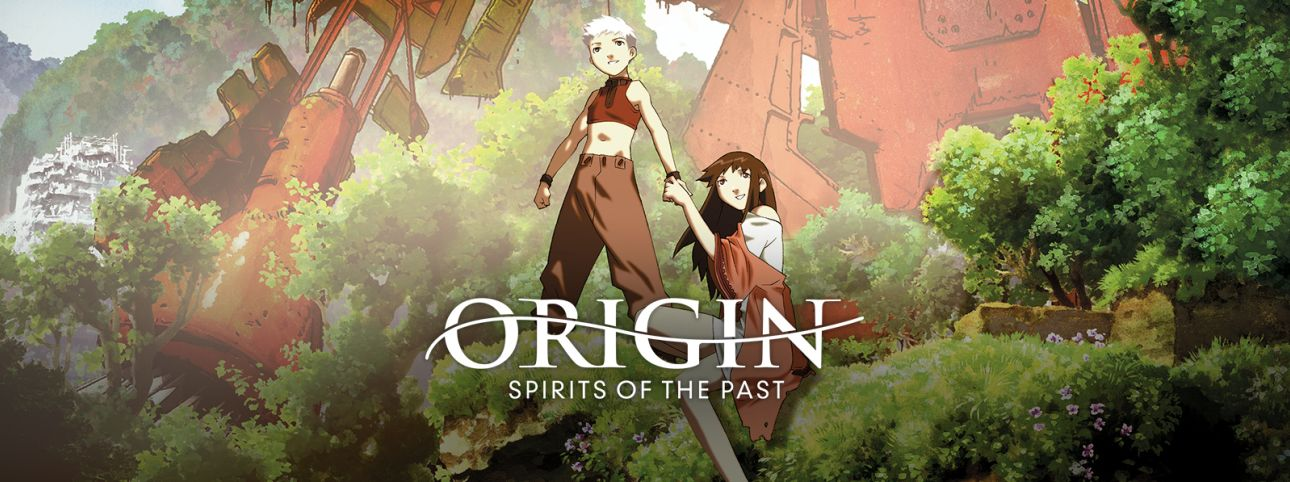 Origin: Spirits of the Past Full Movie English