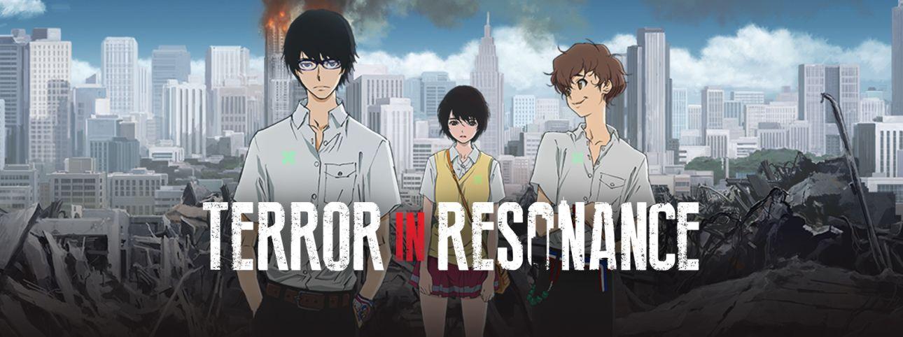 Terror in Resonance Full Movie English