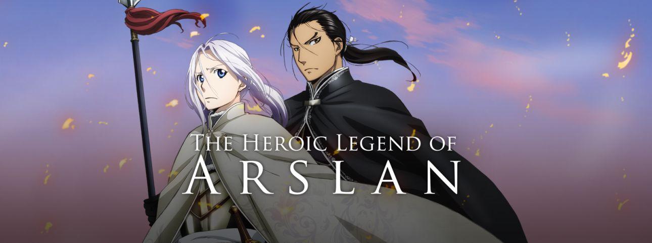 The Heroic Legend of Arslan Full Movie English