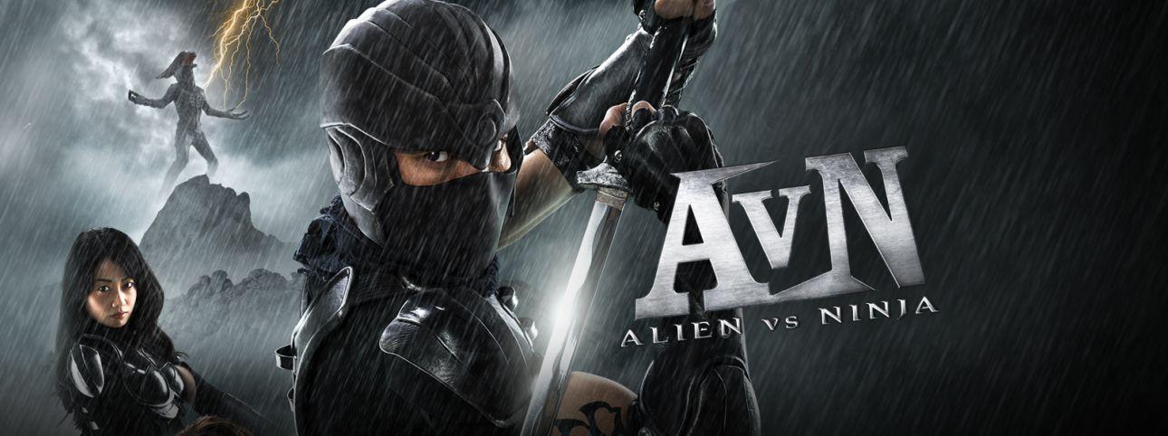 Alien vs Ninja Full Movie English