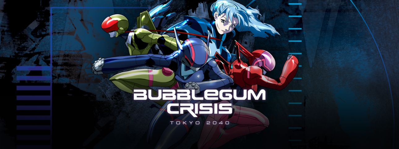 Bubblegum Crisis: Tokyo 2040 Full Movie English