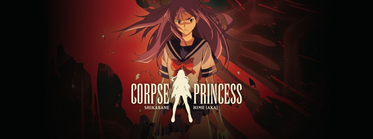 Corpse Princess: Shikabane Hime Full Movie English