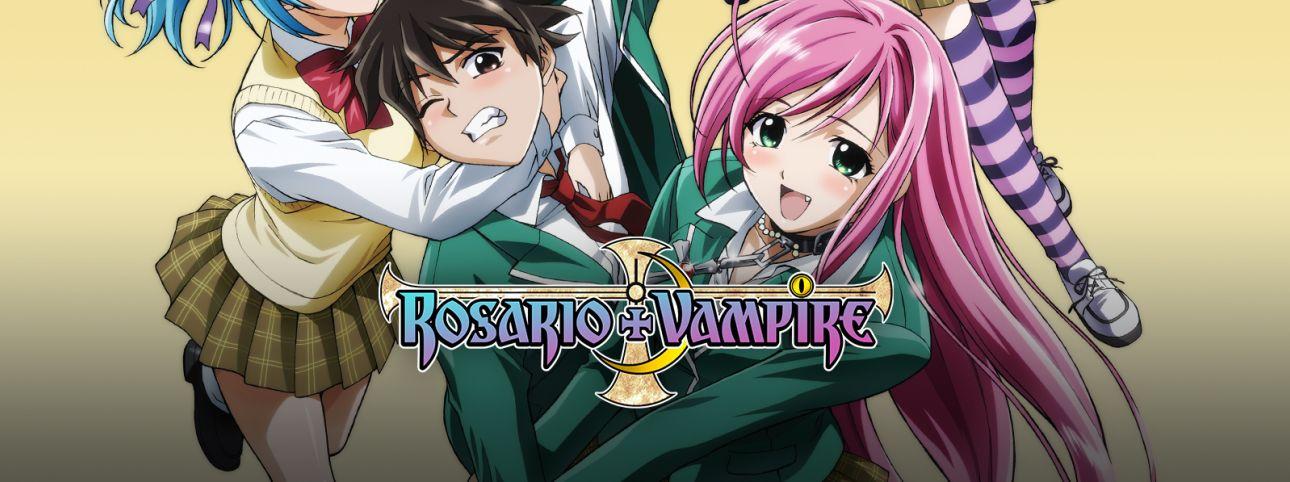 Rosario + Vampire Full Movie English
