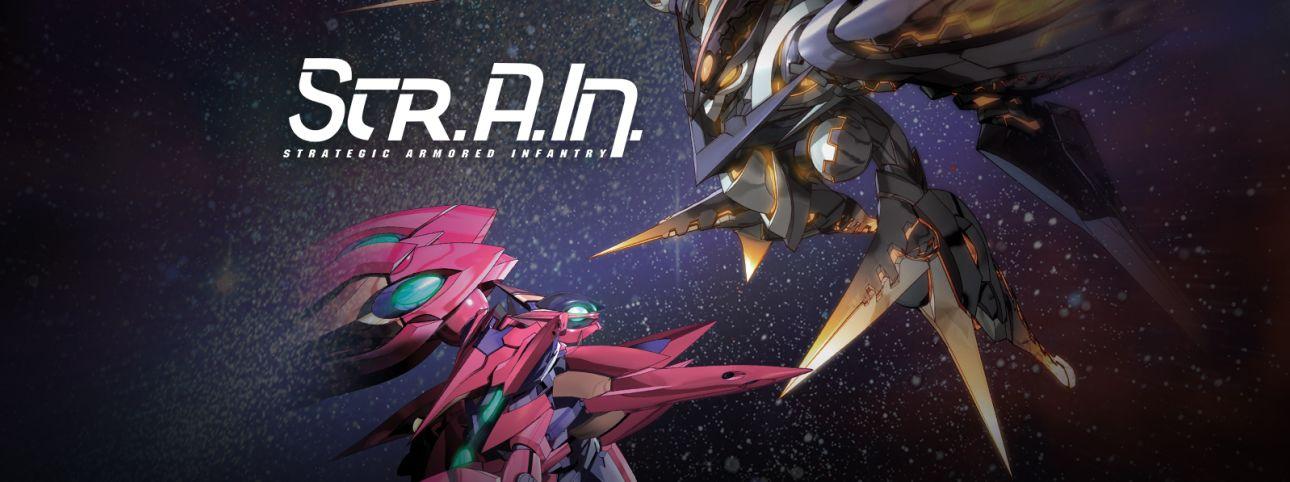STRAIN: Strategic Armored Infantry Full Movie English