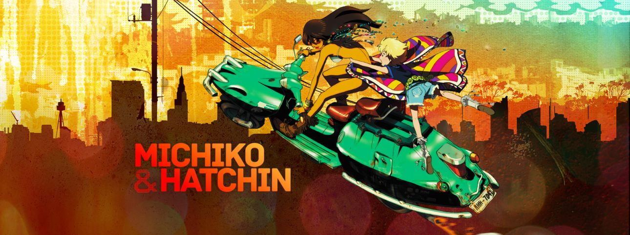 Michiko & Hatchin Full Movie English