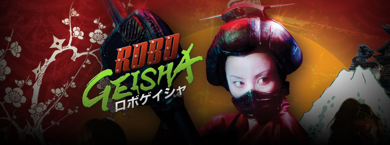 RoboGeisha Full Movie English