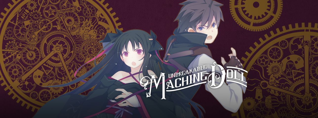 Unbreakable Machine-Doll Full Movie English