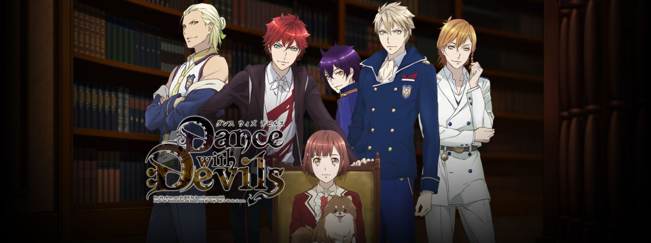 Dance with Devils Full Movie English