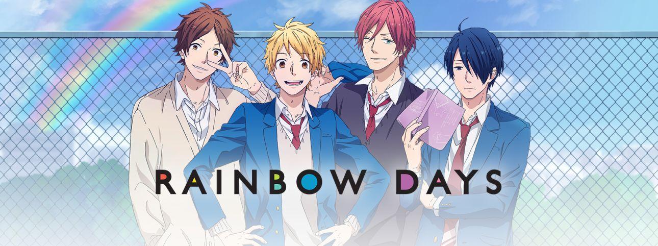 Rainbow Days Full Movie English