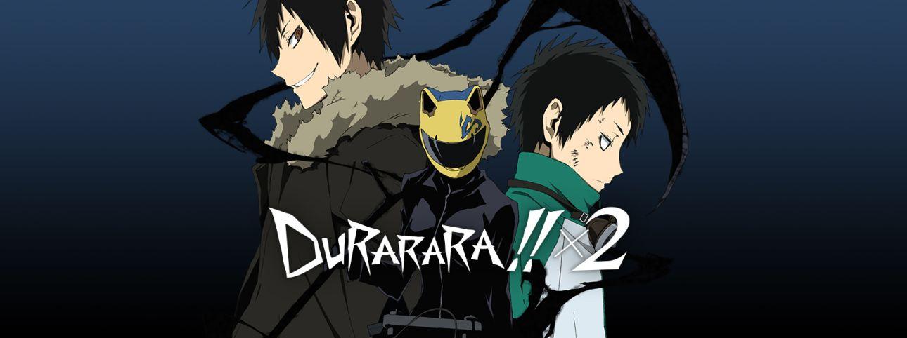 Durarara!! Full Movie English
