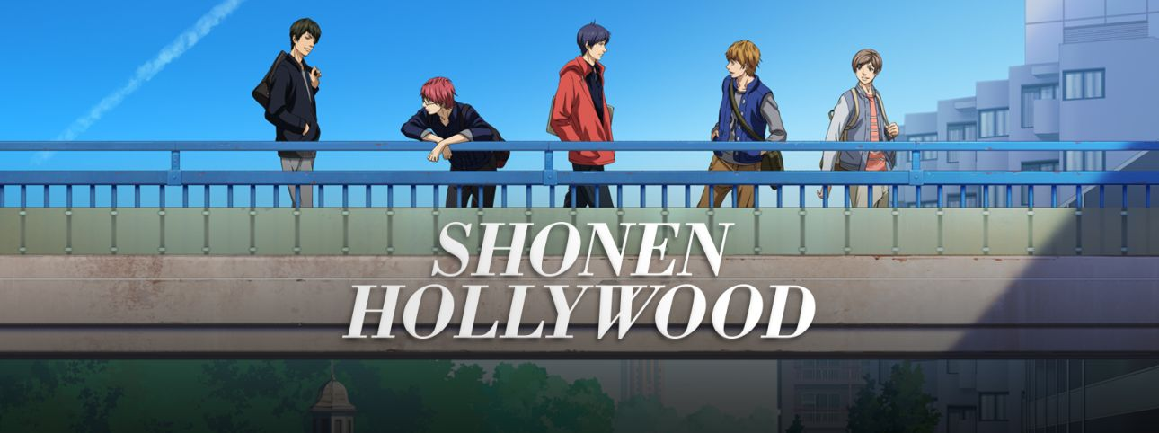 SHONEN HOLLYWOOD -HOLLY STAGE FOR 49- Full Movie English