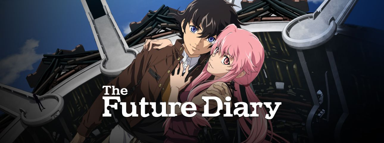 The Future Diary Full Movie English