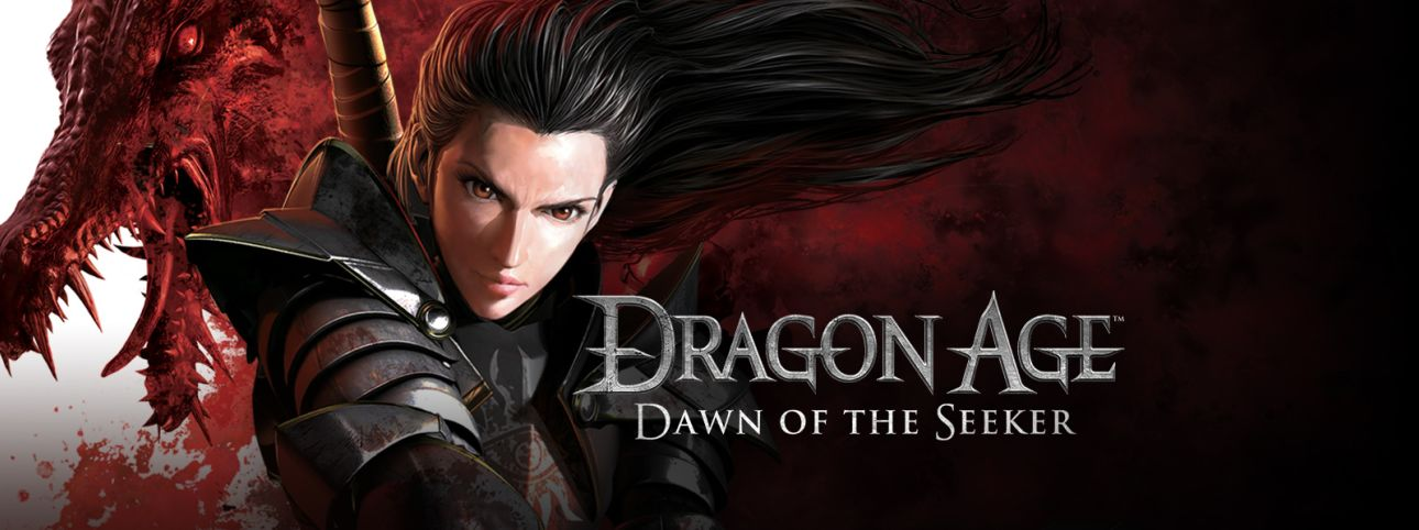 Dragon Age: Dawn of the Seeker Full Movie English