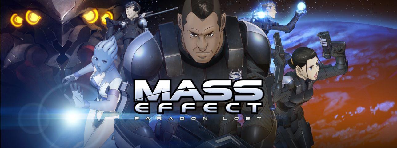 Mass Effect Full Movie English