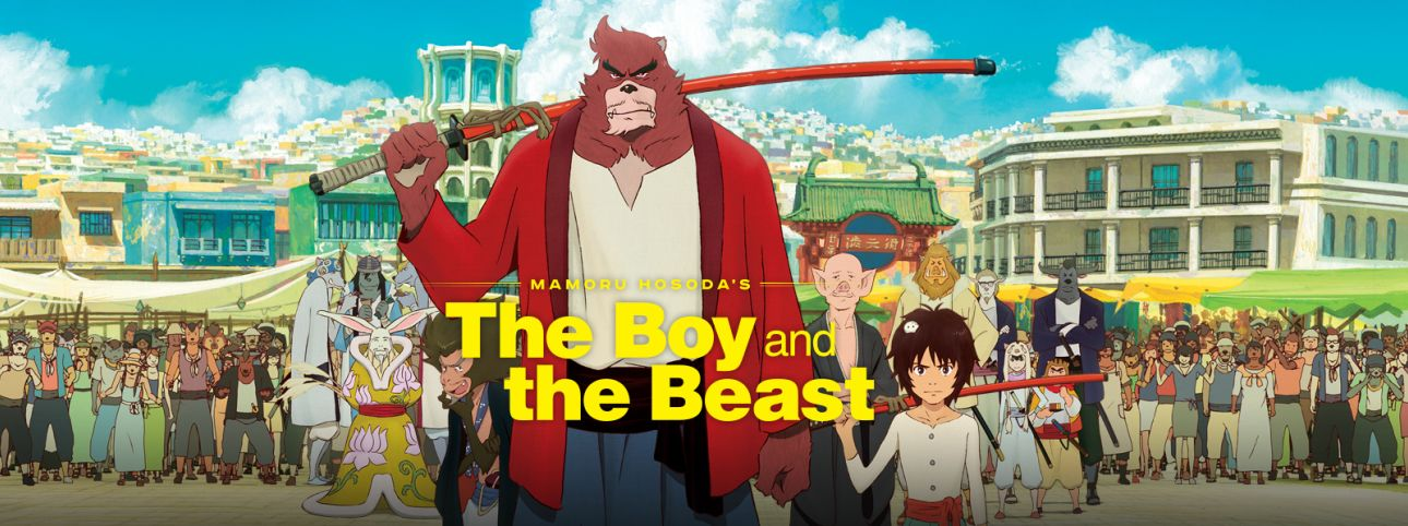 The Boy and the Beast Full Movie English