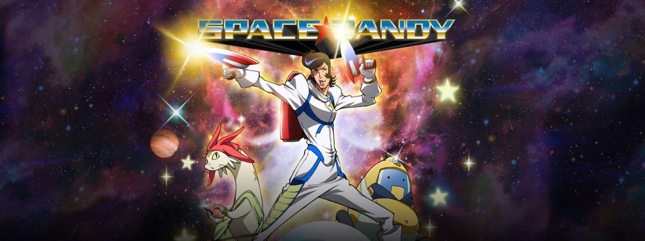 Space Dandy Full Movie English